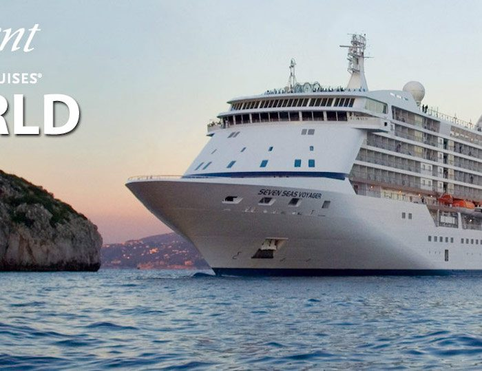 A Regent World Cruise Is Like Winning Powerball